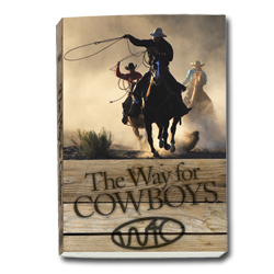 Cowboy Bible: NIV The Way for Cowboys 1957 - In single copies or cases of 50